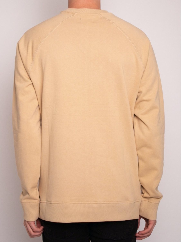DENIM PROJECT - Sweatshirt Sand Logo | GATE 36 Hobro