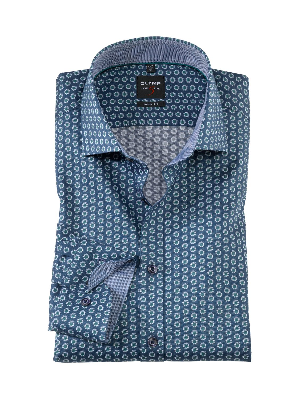 Olymp skjorte 2044 54 45 | GATE 36 Hobro
