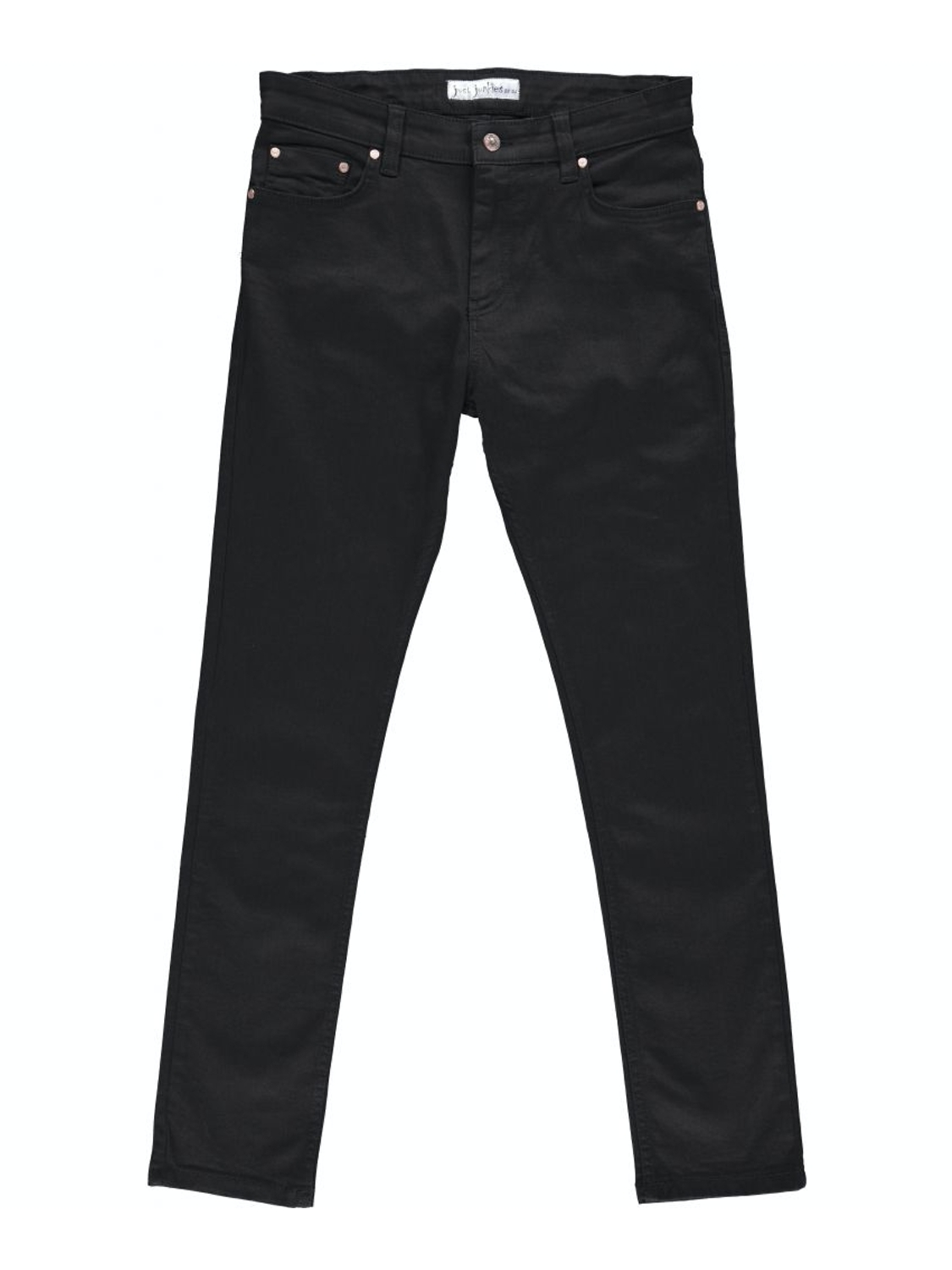 Just Junkies Sicko Black Jeans | GATE 36 Hobro