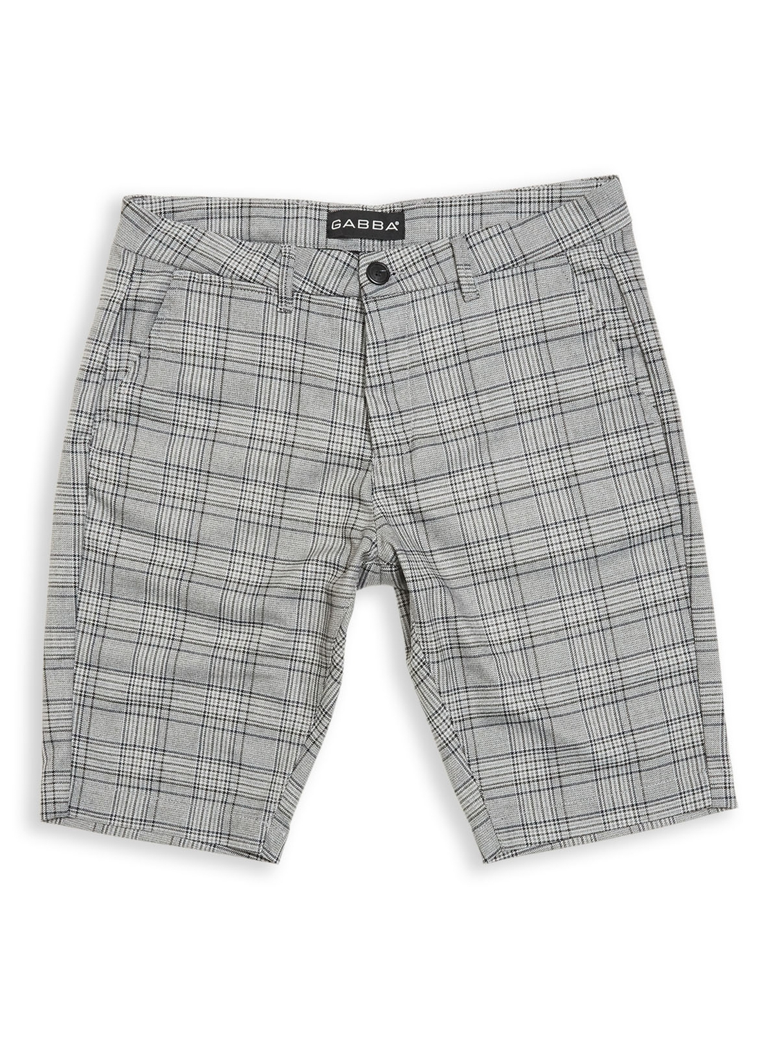 GABBA Check Shorts | GATE 36 Hobro