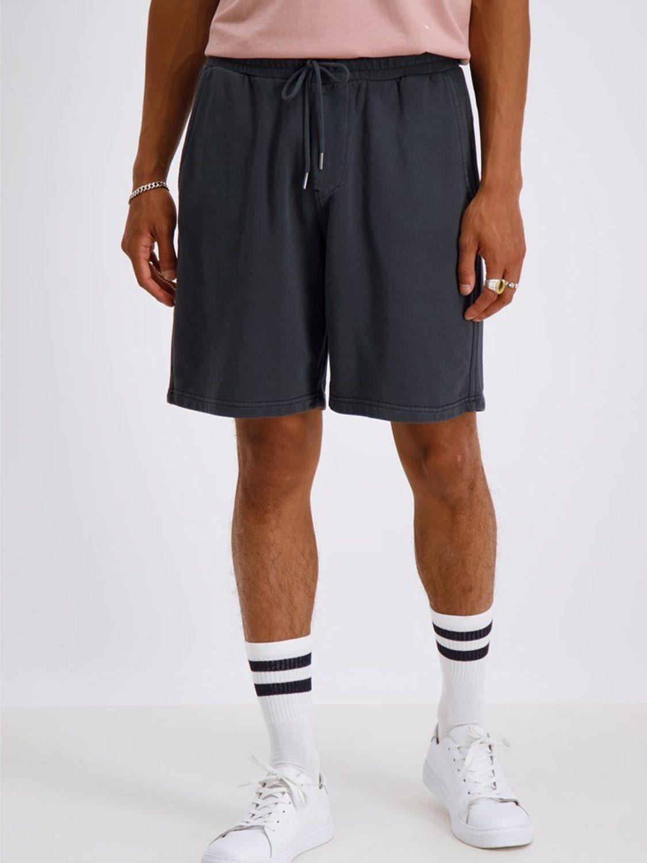 Junk de Luxe Shorts - vintage wash sweat shorts   GATE 36 Hobro