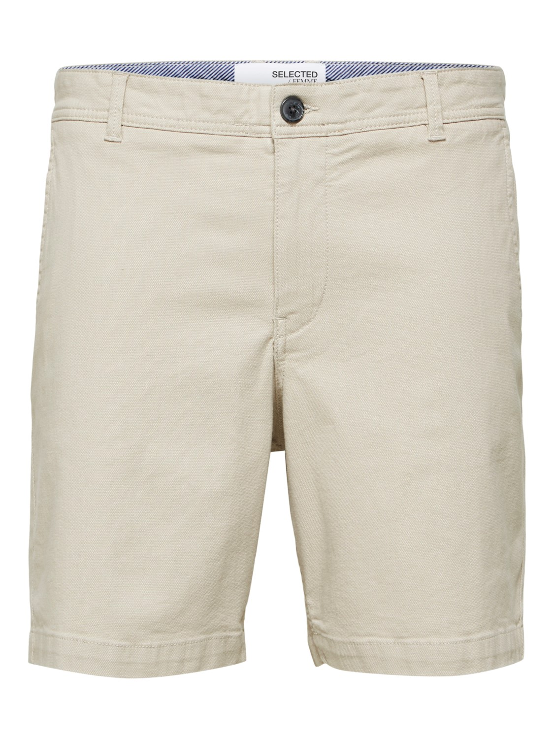 Selected Shorts Flex Sand | Gate36 Hobro