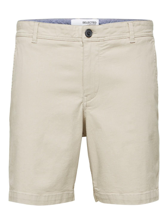 Selected Shorts Flex Sand | Gate36 Hobro