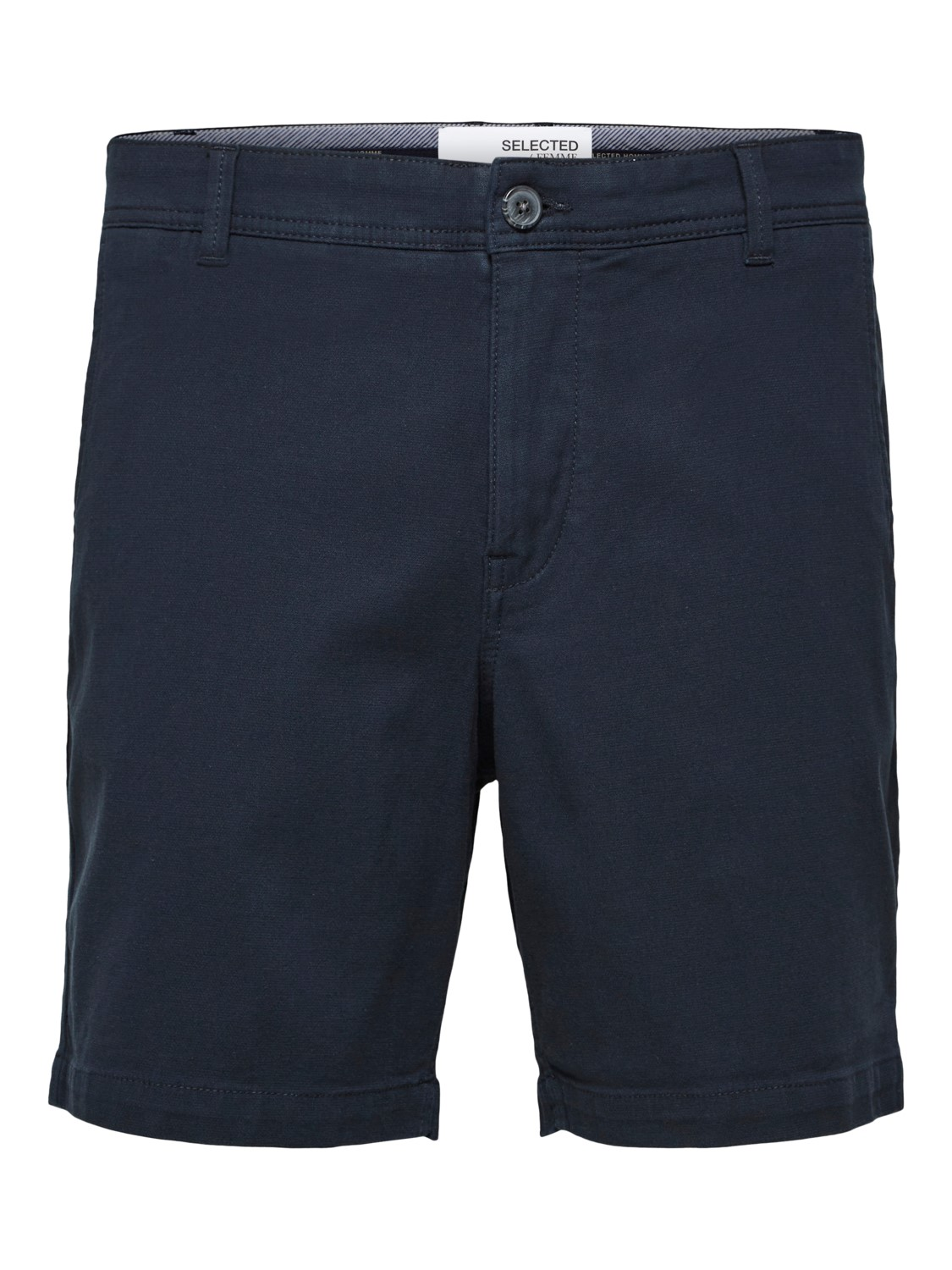 SELECTED SLHSTORM FLEX SHORTS Navy | Gate36 Hobro