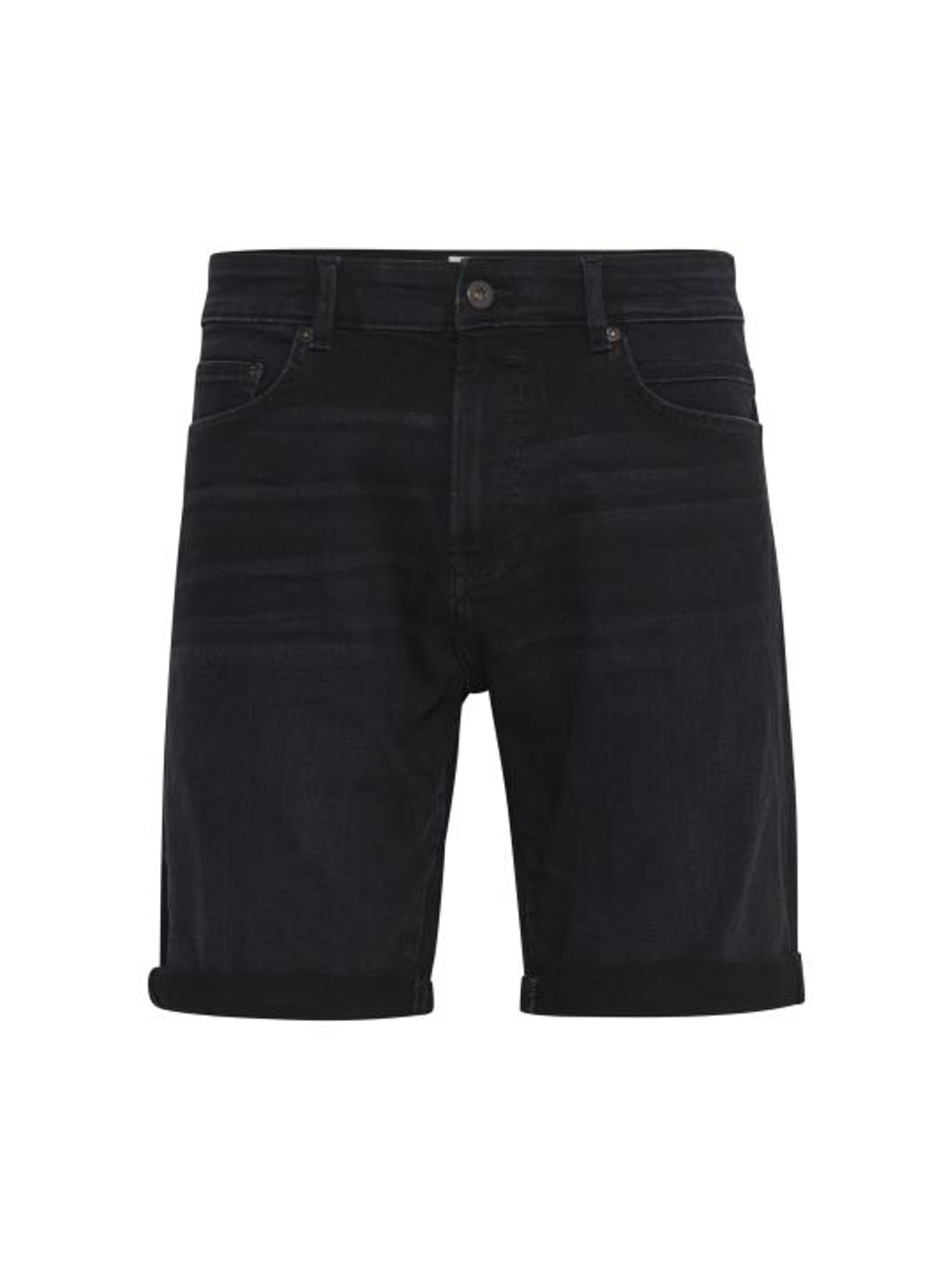 SOLID - DENIM SHORTS RYDER BLACK | GATE 36 Hobro