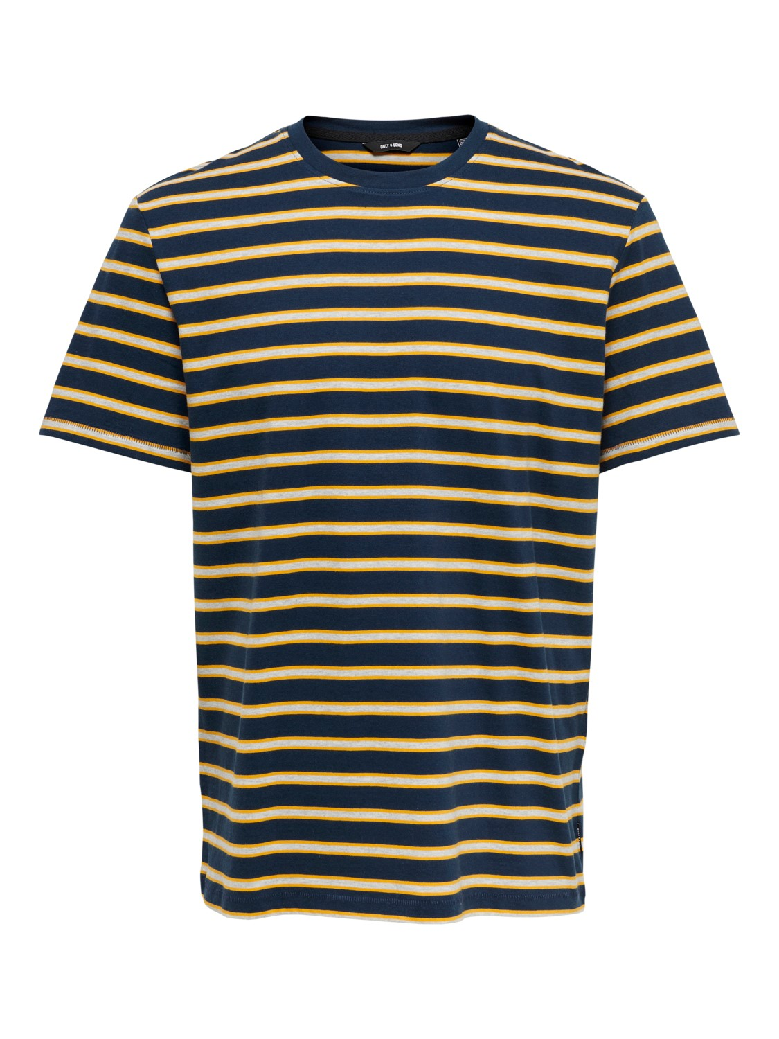 ONLY & SONS - ONSMEL LIFE TEE BLUE | GATE36 Hobro