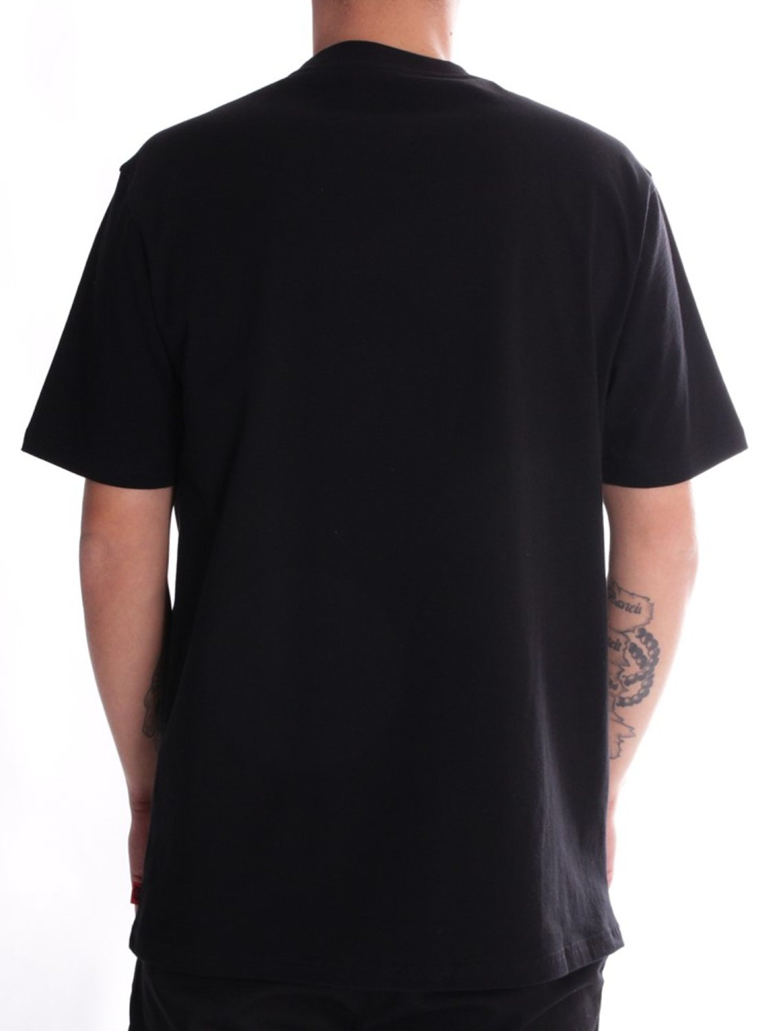 ALIS- T-SHIRT GENTLEMAN MANITURE BLACK | GATE 36 HOBRO