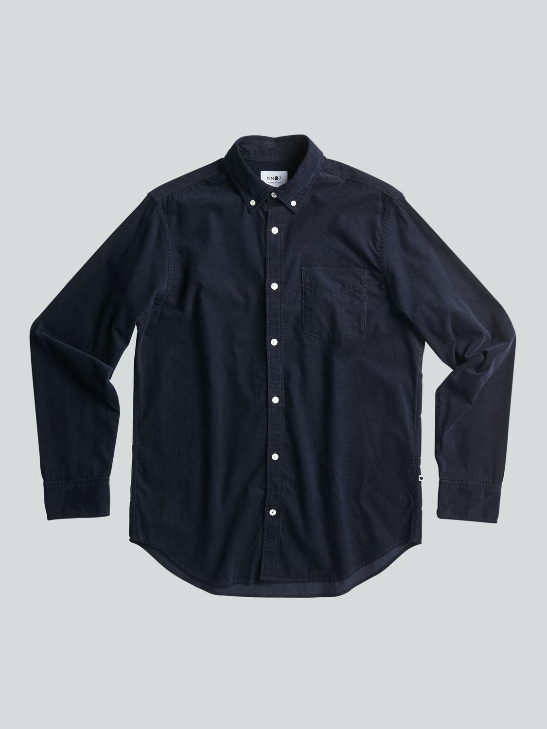 NN07 - Levon Shirt 5723 navy blue | GATE 36 Hobro