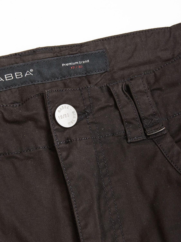 GABBA - Rufo Cargo Pants Black | GATE36 HOBRO