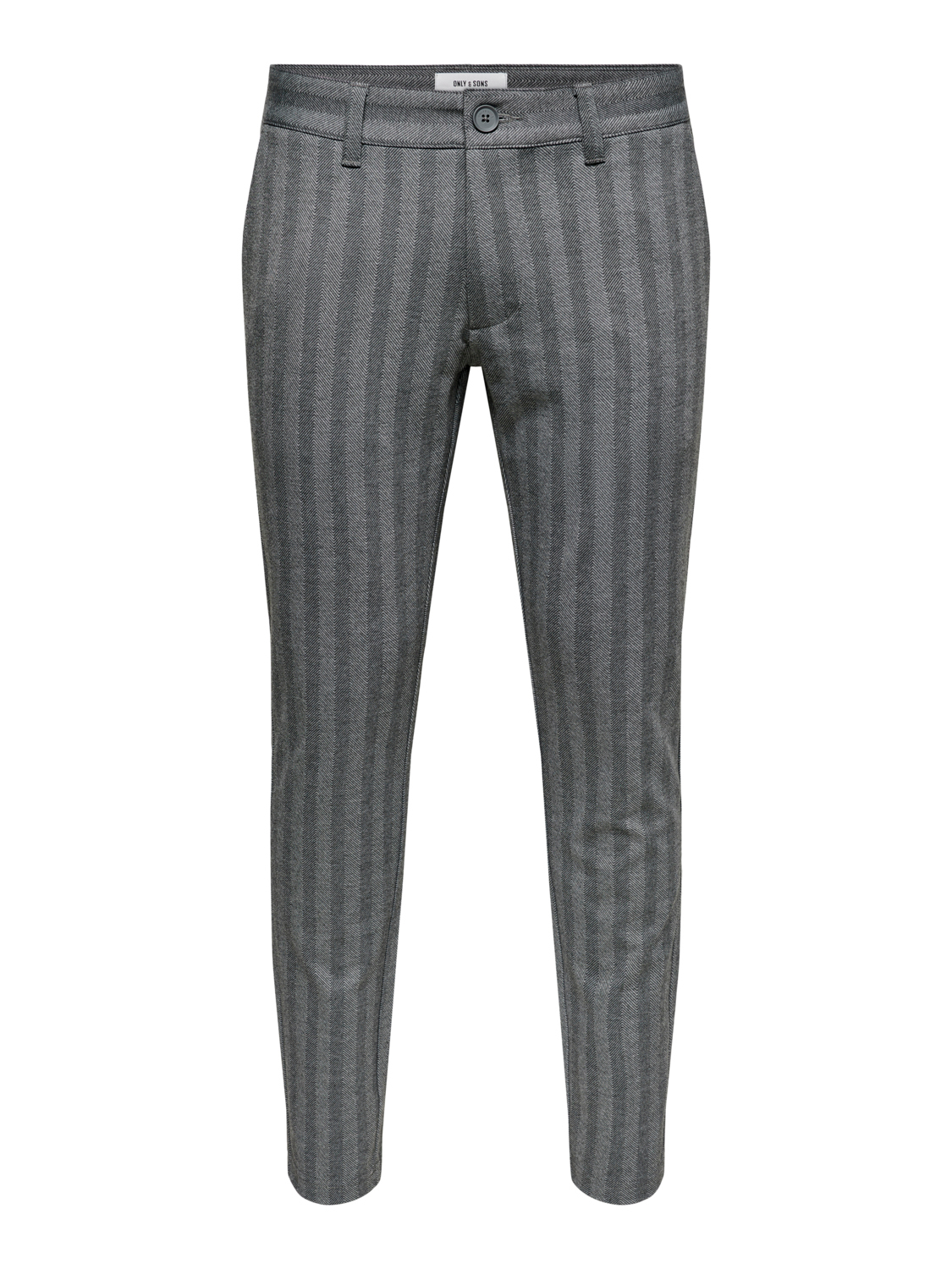 ONLY & SONS - Onsmark kamp Pants medium Grey | GATE 36 Hobro