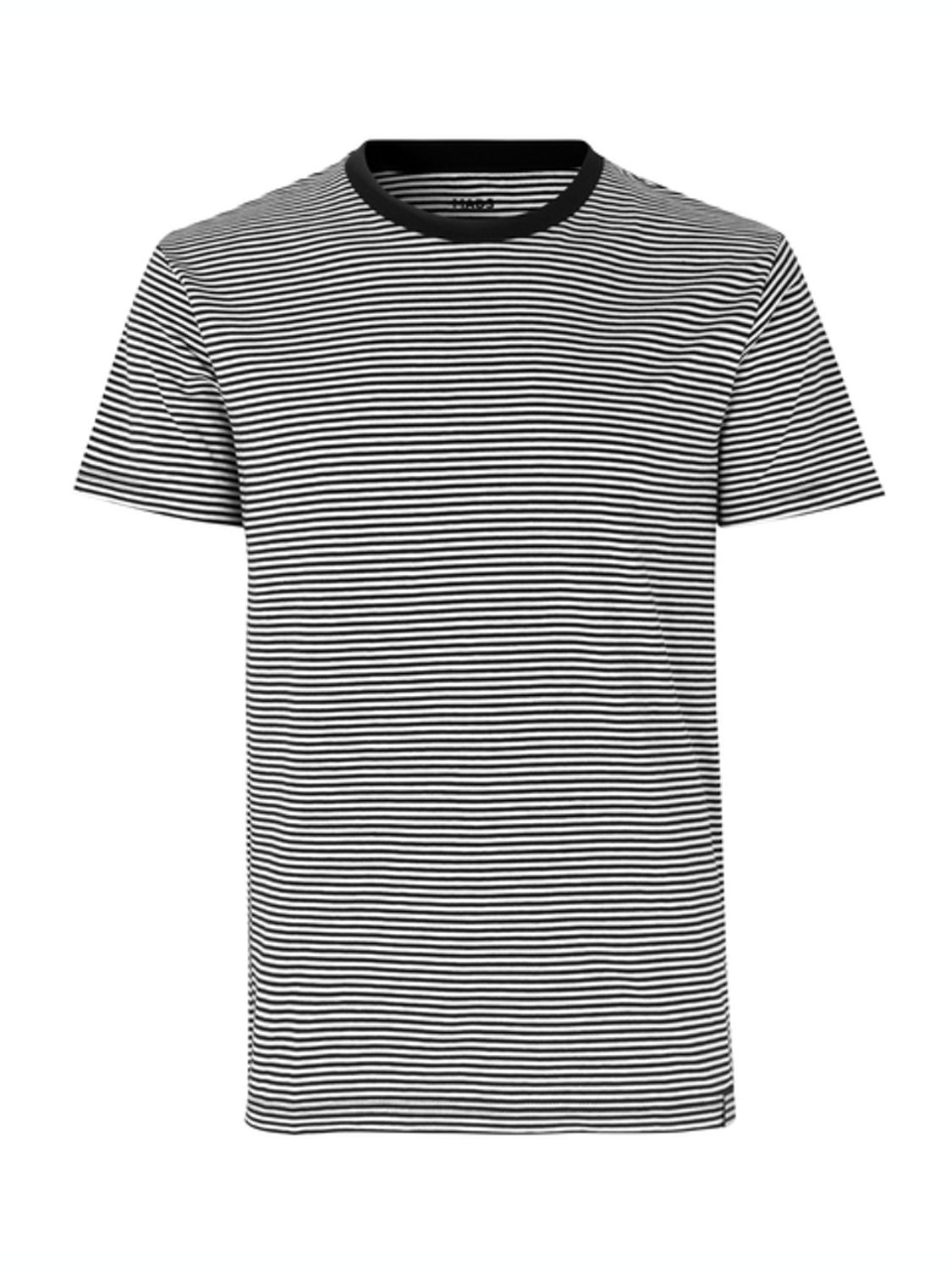 Mads Nørgaard Favorite Tee - Mini Black/White | GATE 36 Hobro
