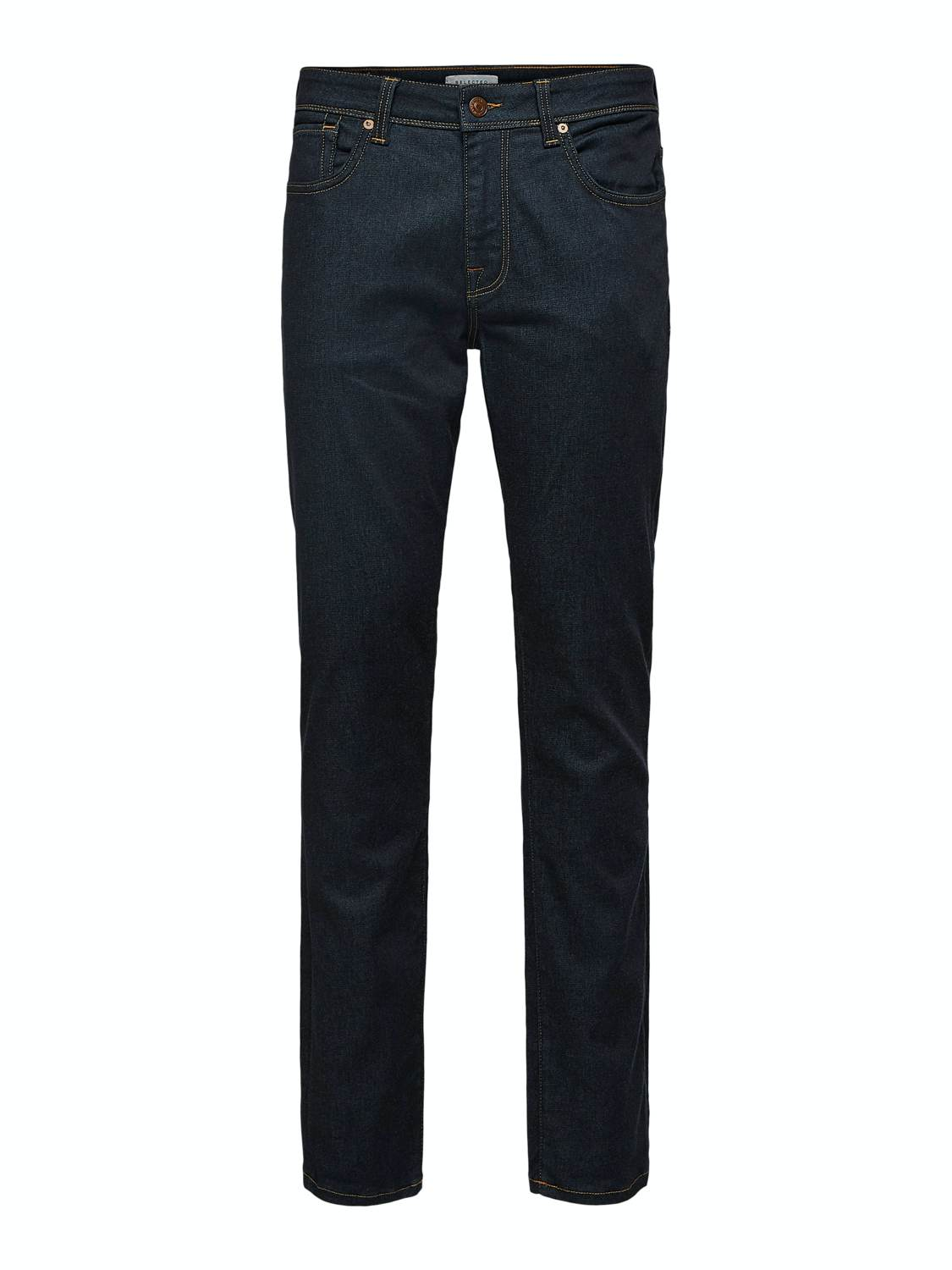 Selected Jeans - Slhslim-Leon 6234 Rinse Blue | GATE 36 Hobro