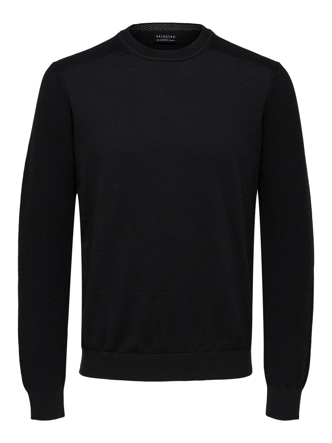 Selected - Slhallen crew neck camp navy | Gate36 Hobro