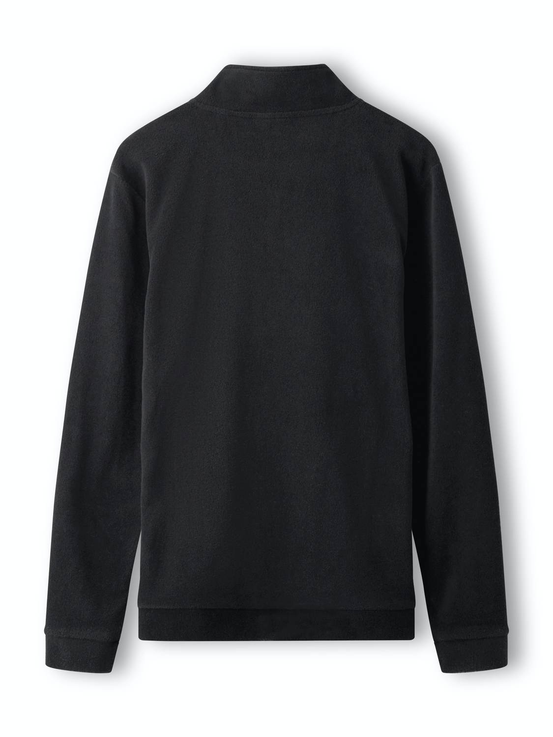 H2O Blåvand Fleece Half Zip BLACK | Gate36 Hobro