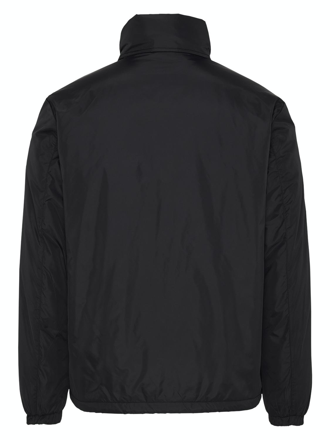 TOMMY JEANS - NYLON YOKE JACKET BLACK | GATE 36 Hobro