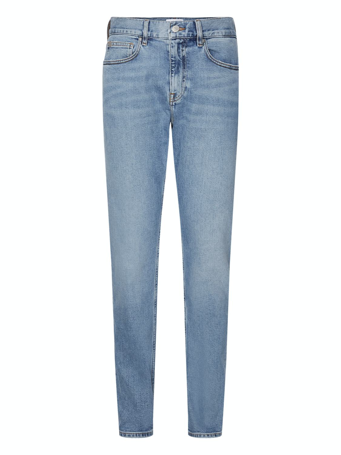 Calvin Klein - Jeans straight Fit light blue | GATE 36 Hobro