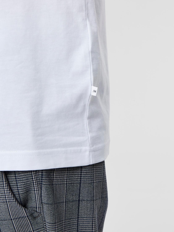 Selected - T-shirt o-neck white | Gate36 Hobro