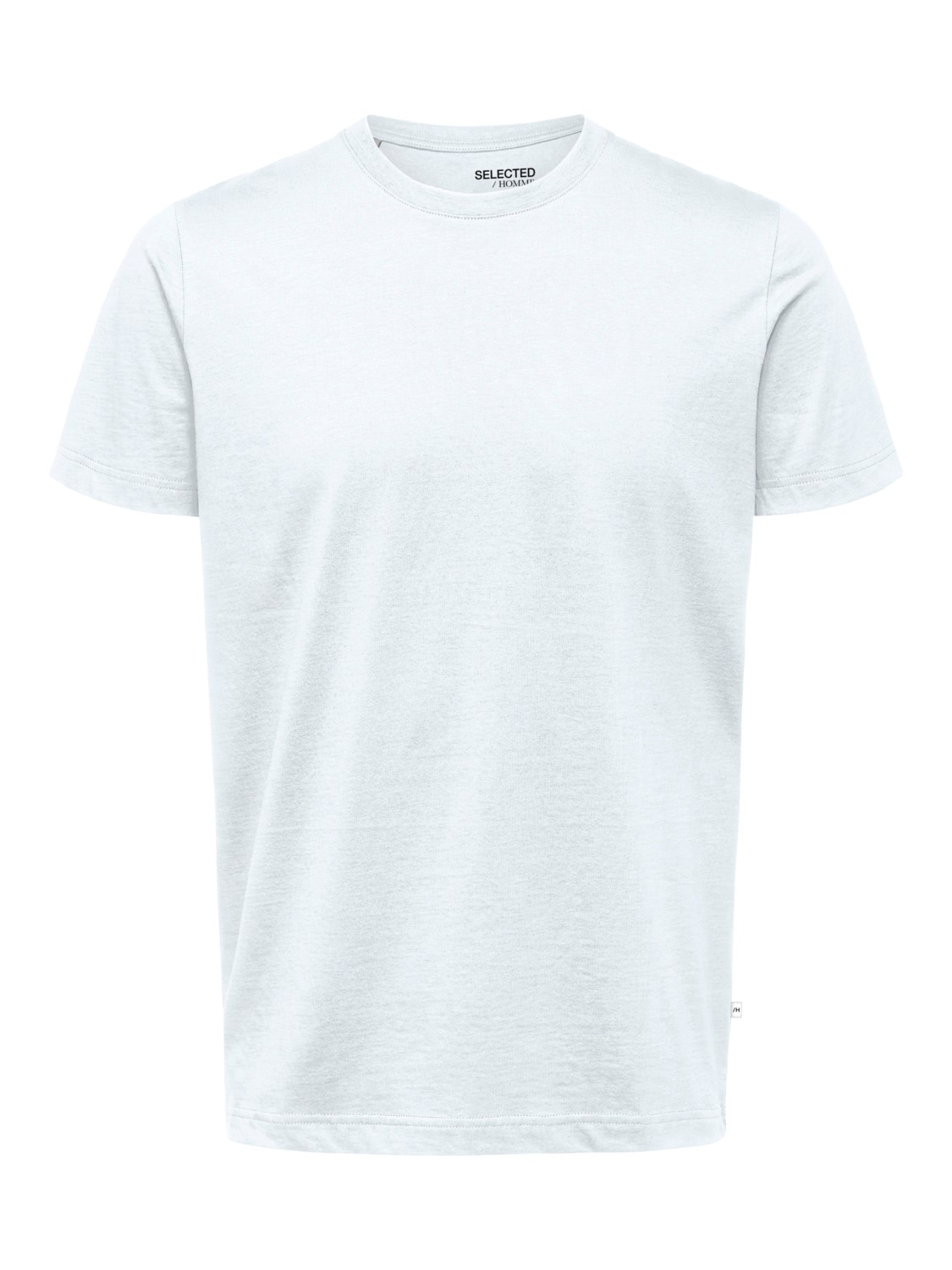 Selected - T-shirt o-neck white | Gate36 Hobro