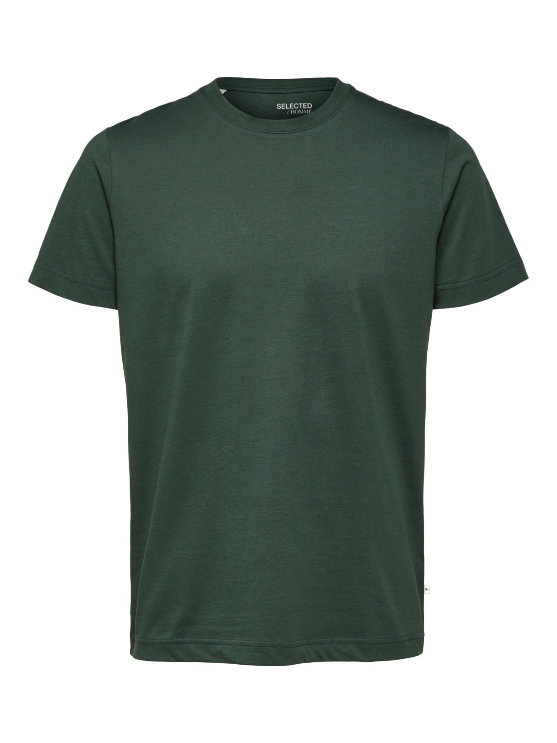 Selected - T-shirt o-neck sycamore | Gate36 Hobro