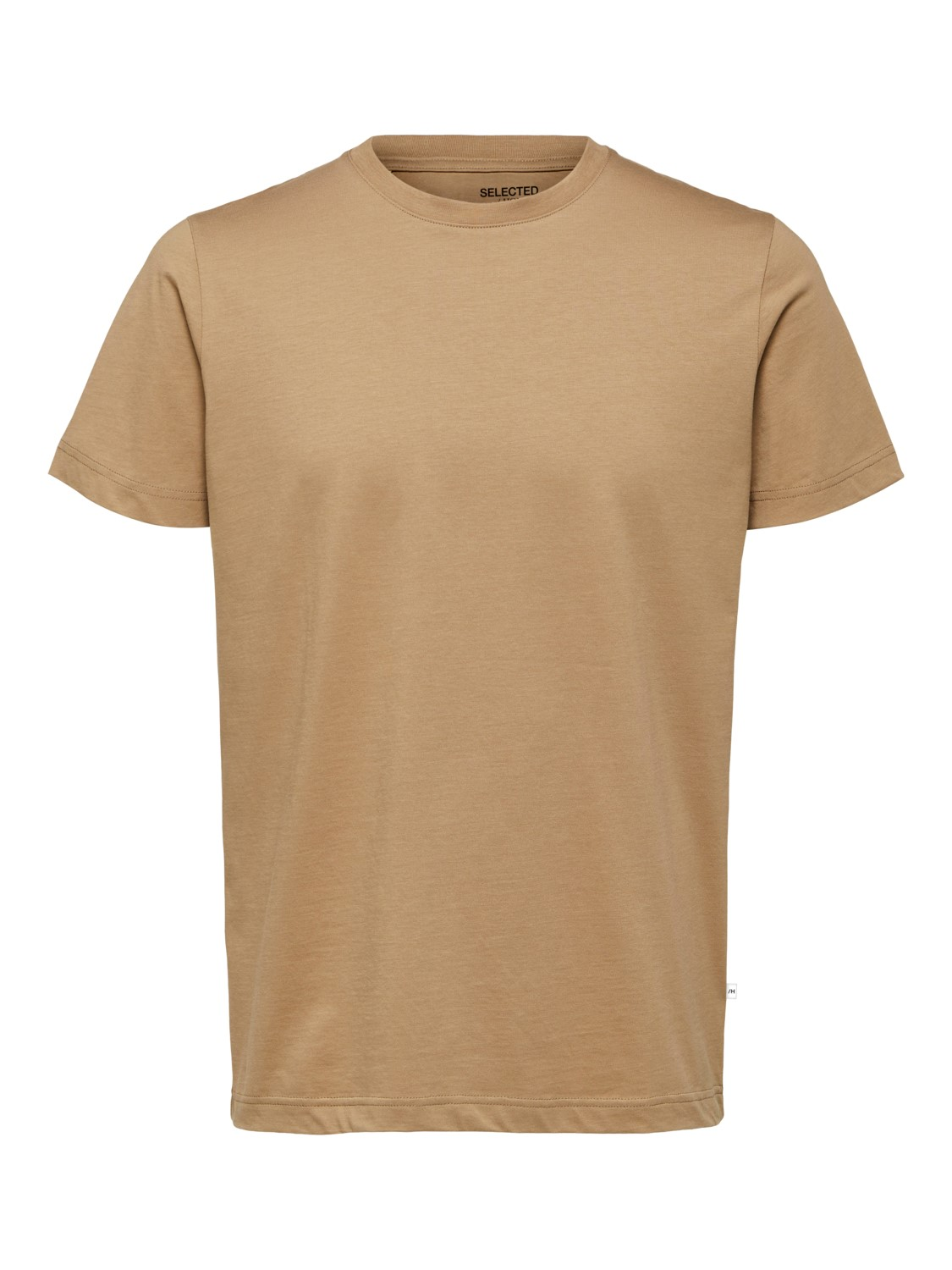 Selected - T-shirt o-neck kelp | Gate36 Hobro