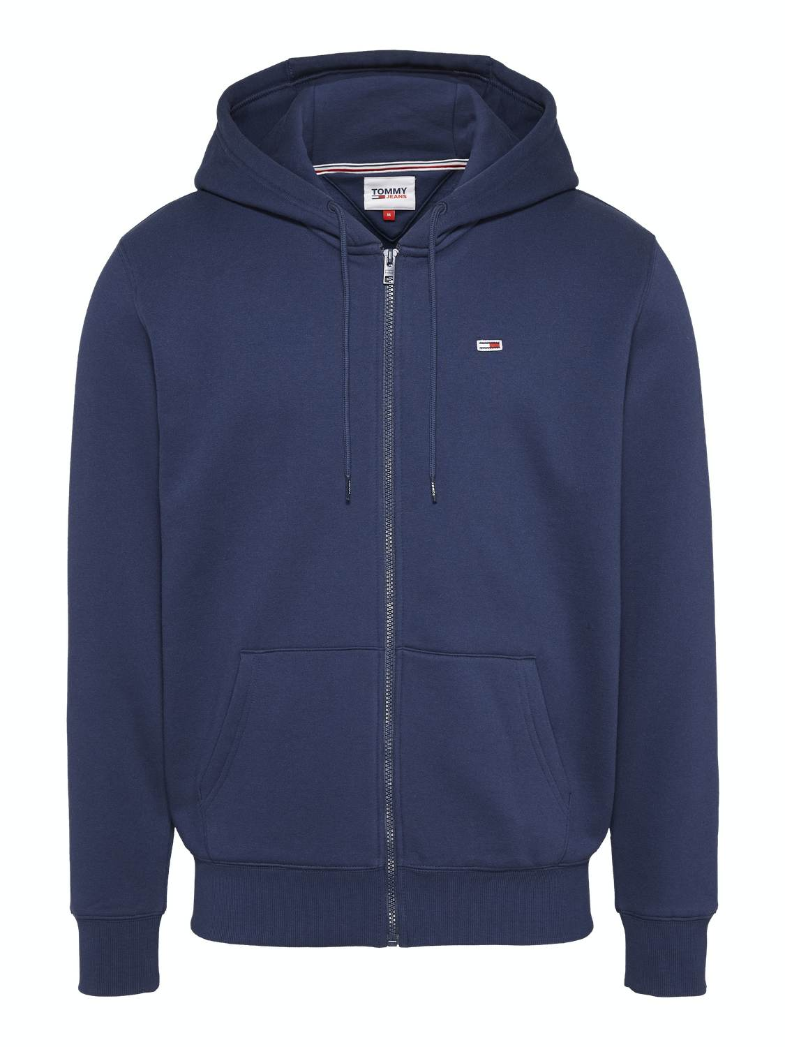 TOMMY HILFIGER - Fleece cardigan navy | Gate36 Hobro