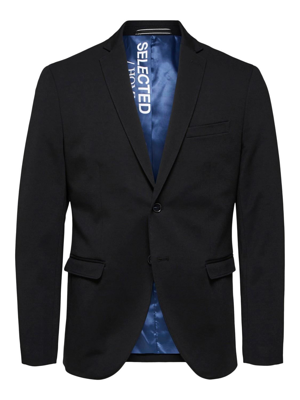 Selected blazer - slhreg-jim flex black | Gate36 Hobro
