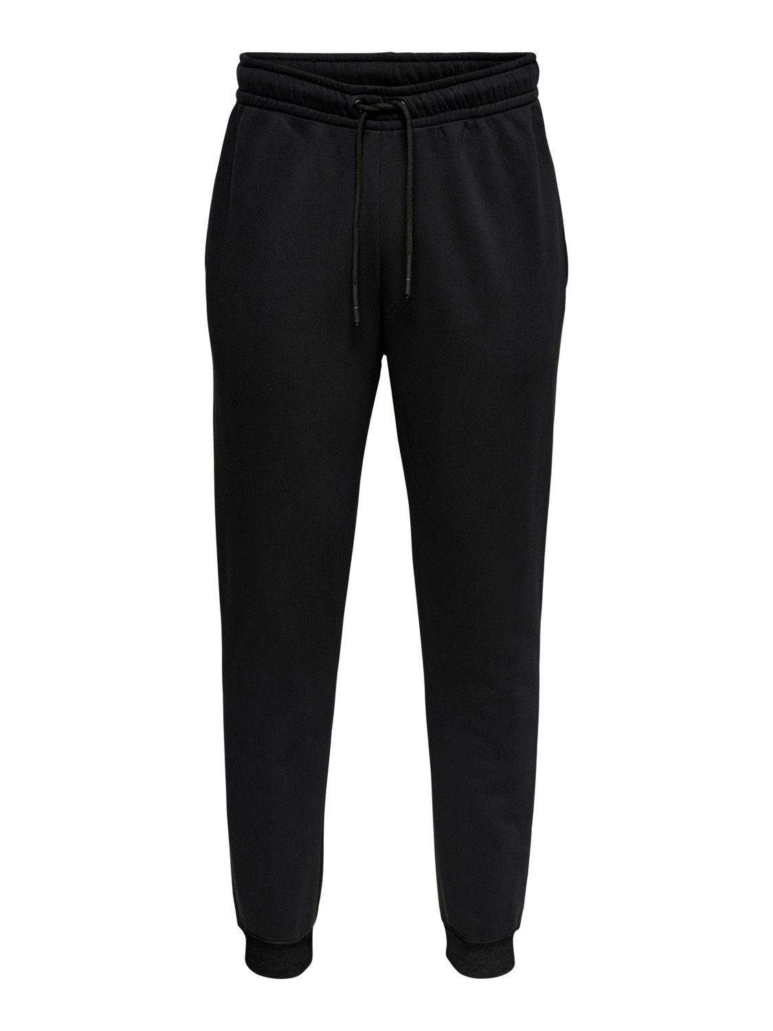 ONLY & SONS - ONSCERES SWEAT PANTS BLACK | GATE 36 Hobro