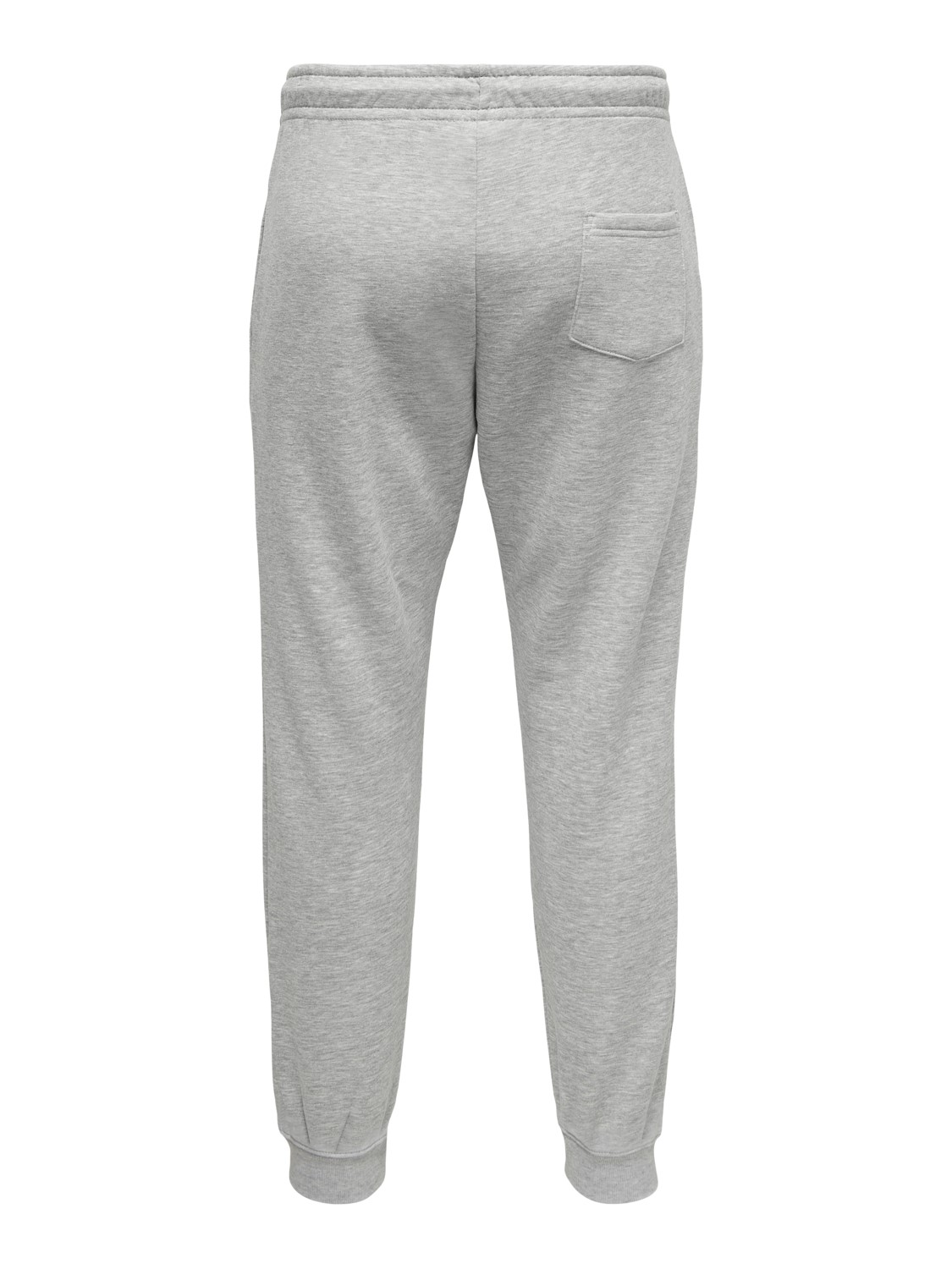 ONLY & SONS - ONSCERES SWEAT PANTS GREY   GATE 36 Hobro