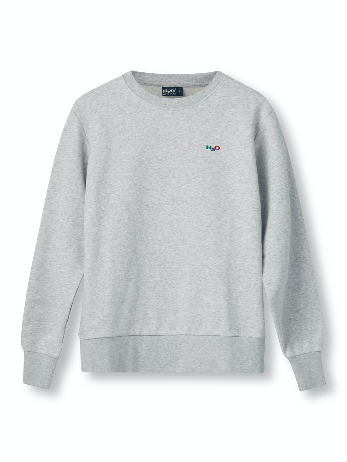 H2O sweat - Base Sweat O-neck Grey | GATE 36 Hobro