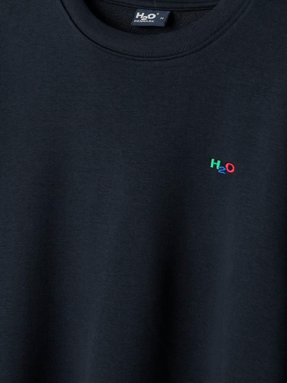 H2O sweat - Base Sweat O-neck navy | GATE 36 Hobro