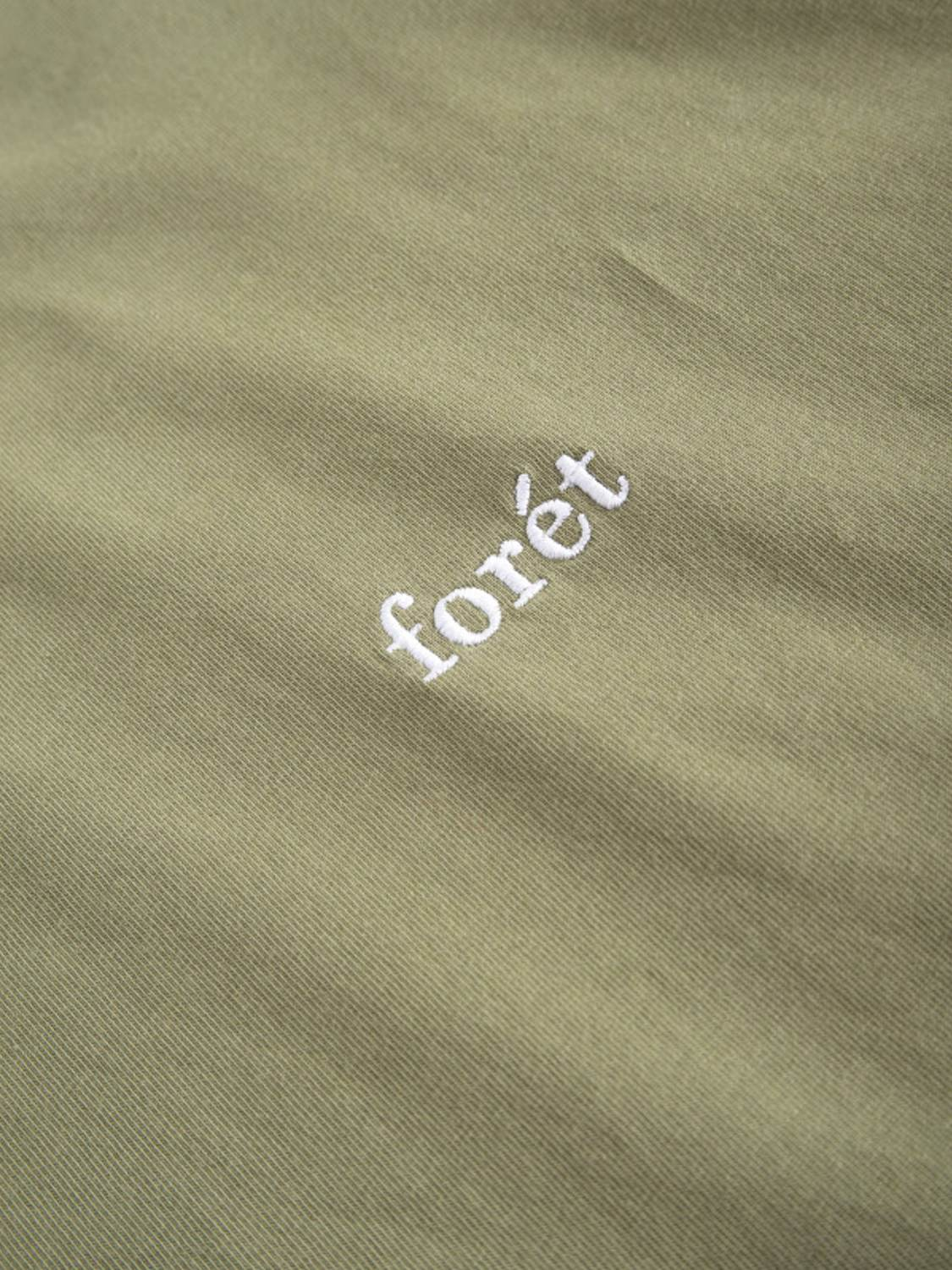 FORÉT - Air T-Shirt slate | GATE 36 Hobro