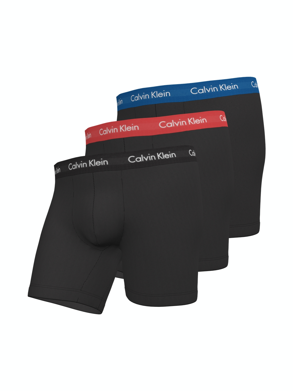 Calvin Klein Tights - 3 pack Black B-S-FB   GATE 36 Hobro