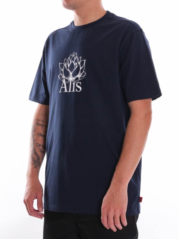 ALIS- T-SHIRT LOTUS NAVY   GATE 36 Hobro