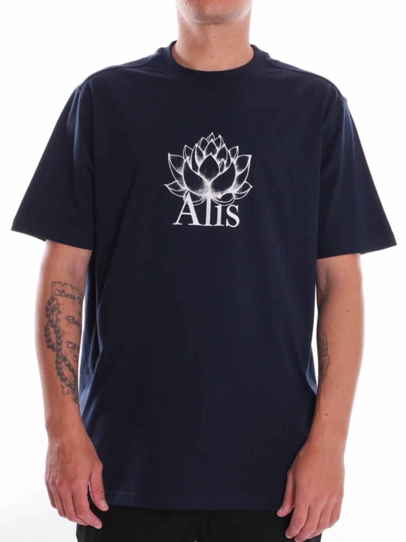 ALIS- T-SHIRT LOTUS NAVY | GATE 36 Hobro