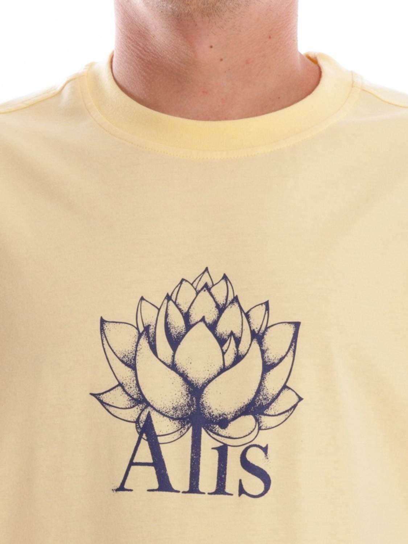 ALIS- T-SHIRT LOTUS ZING YELLOW | GATE 36 Hobro