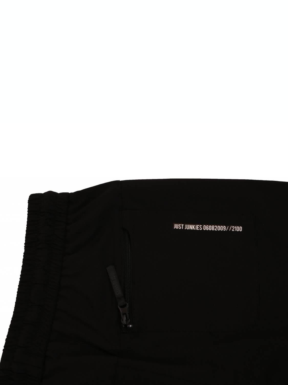 Just Junkies - Lemo shorts ribstop black   GATE 36 Hobro