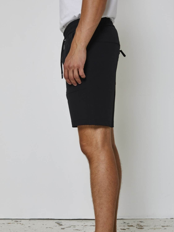 Just Junkies - Lemo shorts ribstop black | GATE 36 Hobro