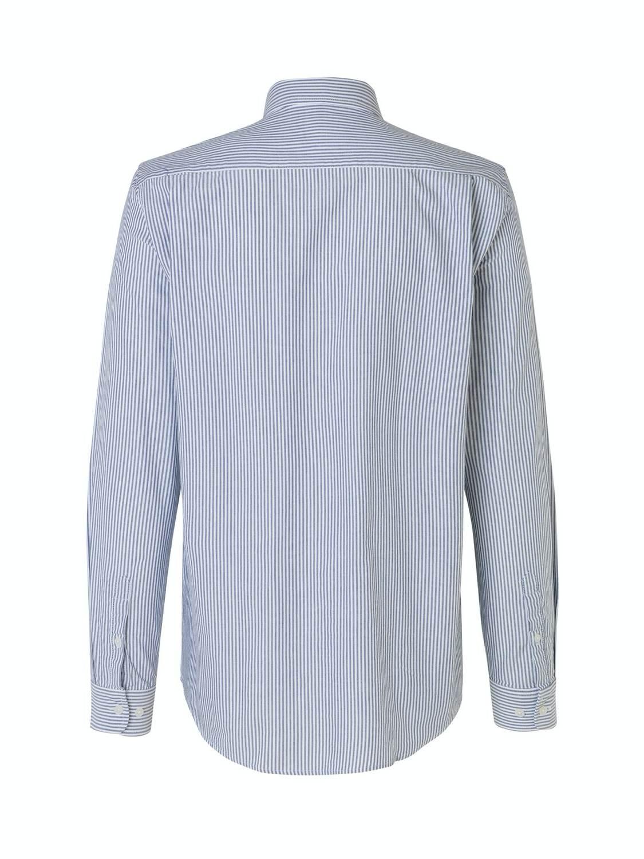 Mads Nørgaard Skjorte - Oxford Stripe | GATE 36 Hobro