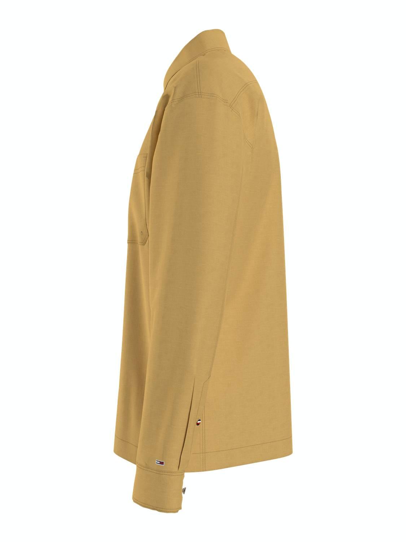 TOMMY HILFIGER - Skjorte LIGHTWEIGHT TWIL DUSTY GOLD | GATE 36 Hobro