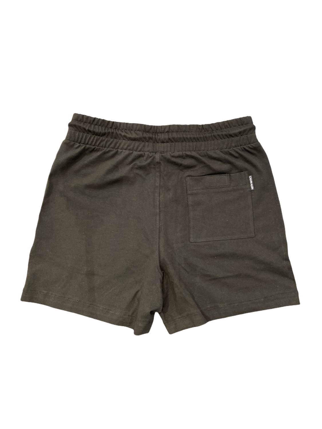 Calvin Klein - TERRY SHORTS BLACK | GATE 36 Hobro