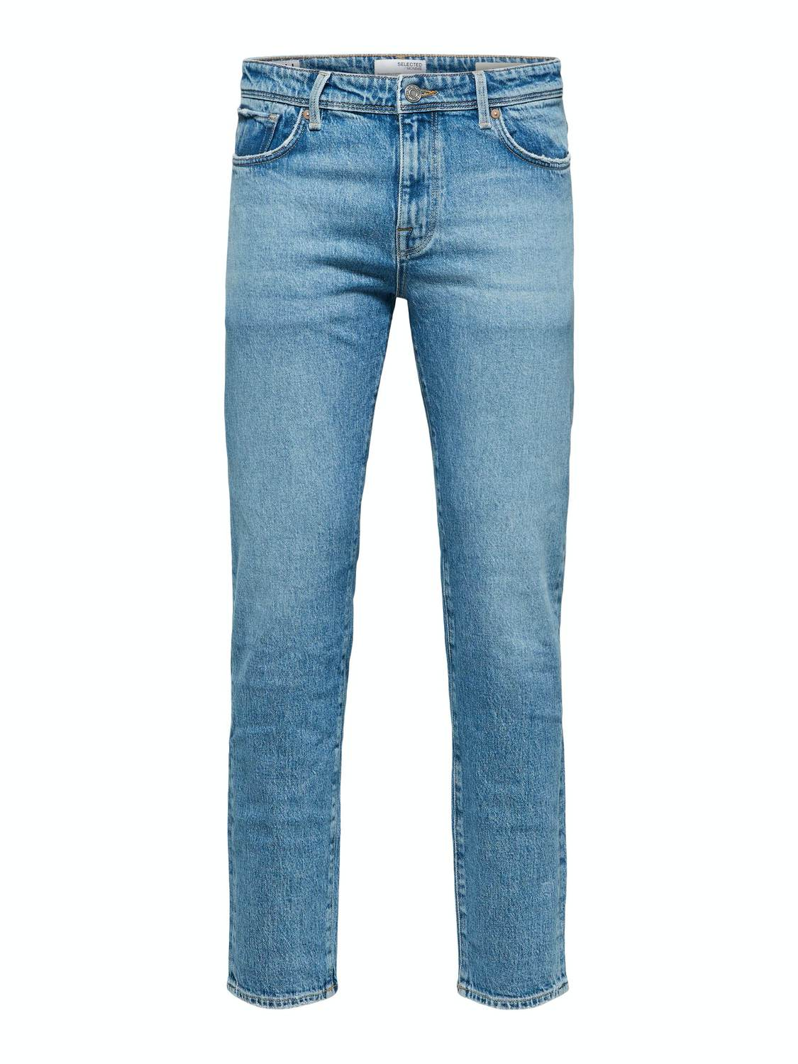 Selected Jeans - Slim Leon 3052 LT Blue | GATE 36 Hobro