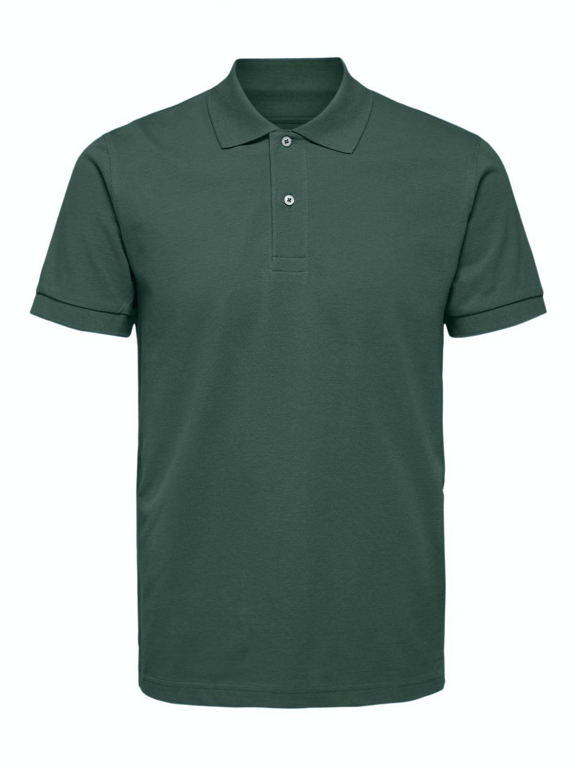 SELECTED POLO T-SHIRT SLHNEO SYCAMORE | GATE 36 Hobro