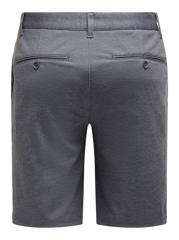 ONLY & SONS - OnsMark Shorts dark navy | Gate36 Hobro