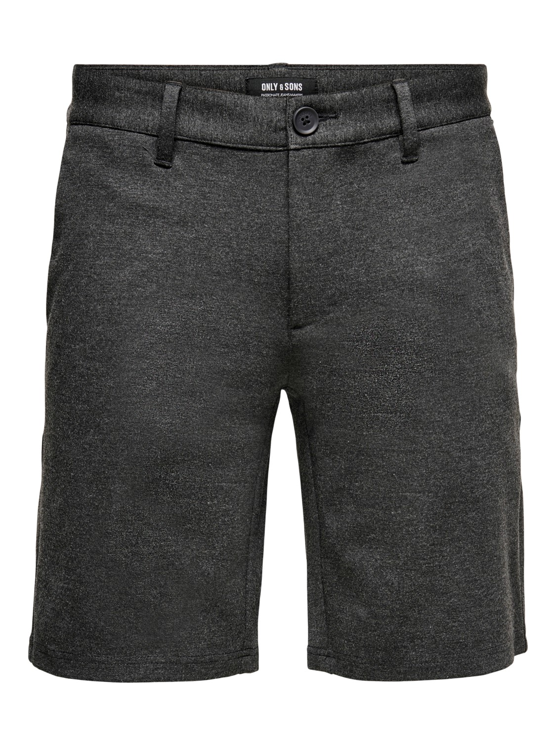 ONLY & SONS - OnsMark Shorts dark grey | Gate36 Hobro