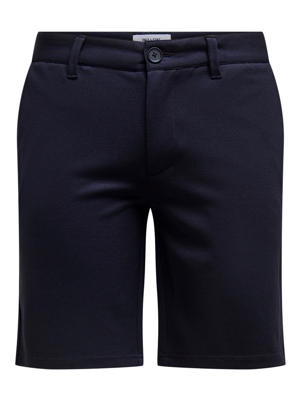 ONLY & SONS - OnsMark Shorts navy | Gate36 Hobro