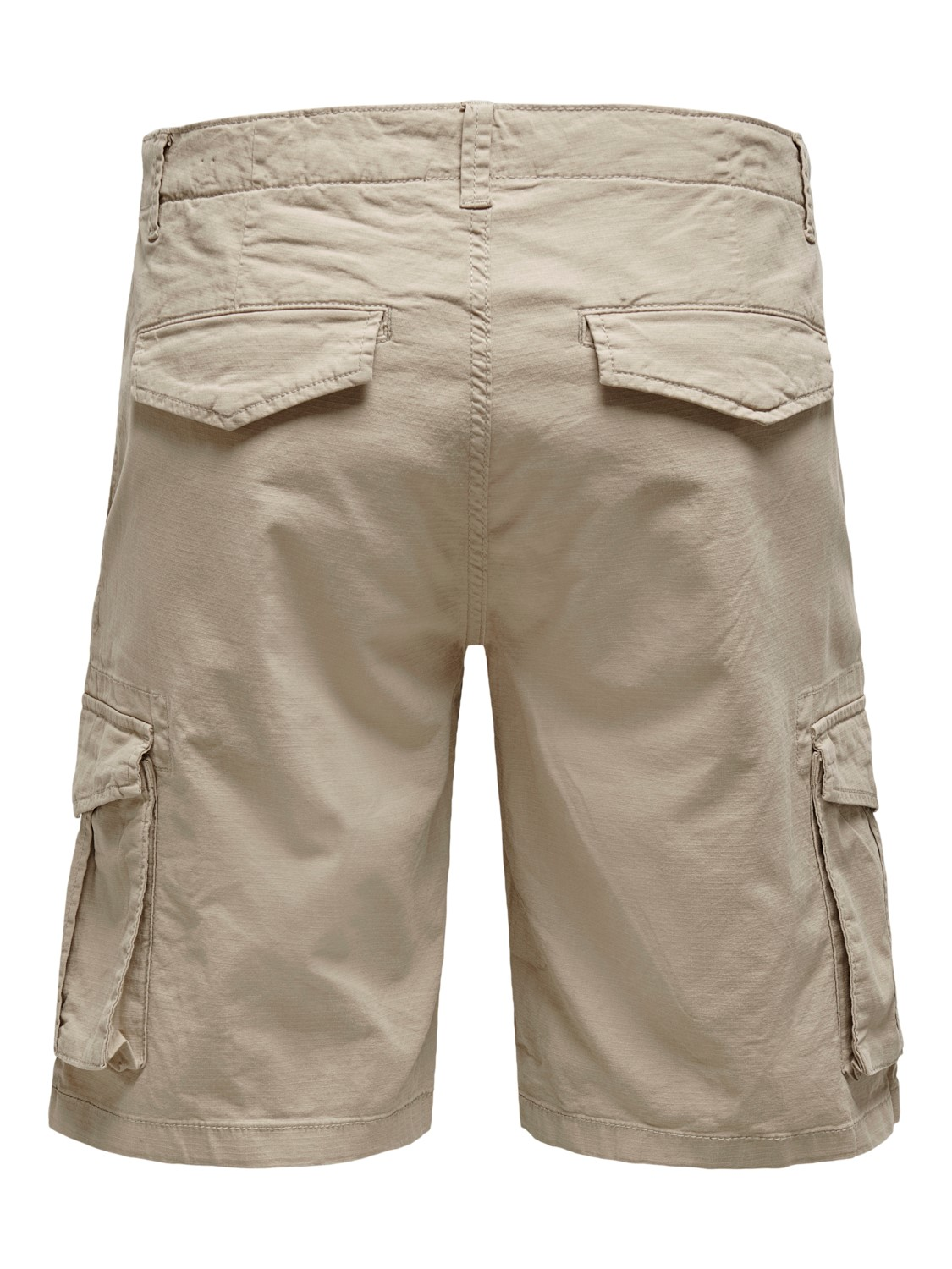 ONLY & SONS - Onsmike cargo shorts chinchilla | Gate36 Hobro