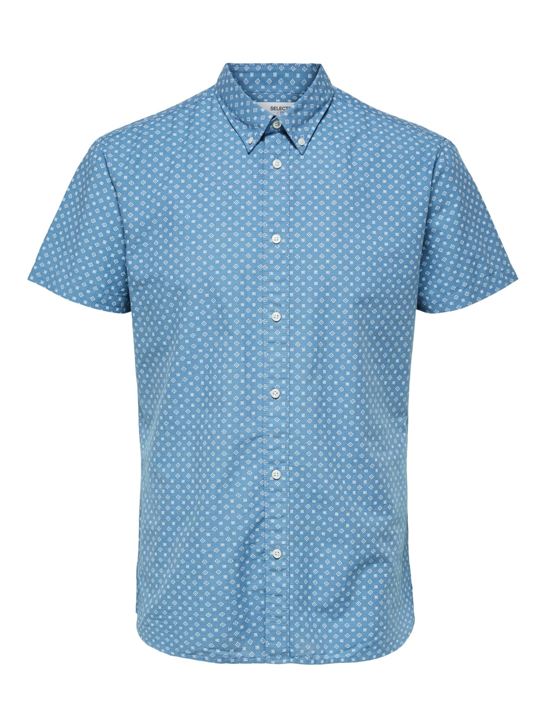 Selected Skjorte - SLHSLIMHART SHIRT LIGHT BLUE | Gate36 Hobro