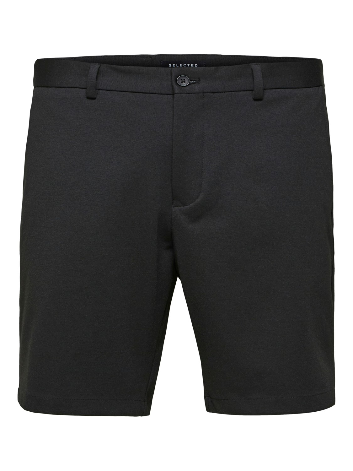 Selected - slhaiden Shorts Black | Gate36 Hobro