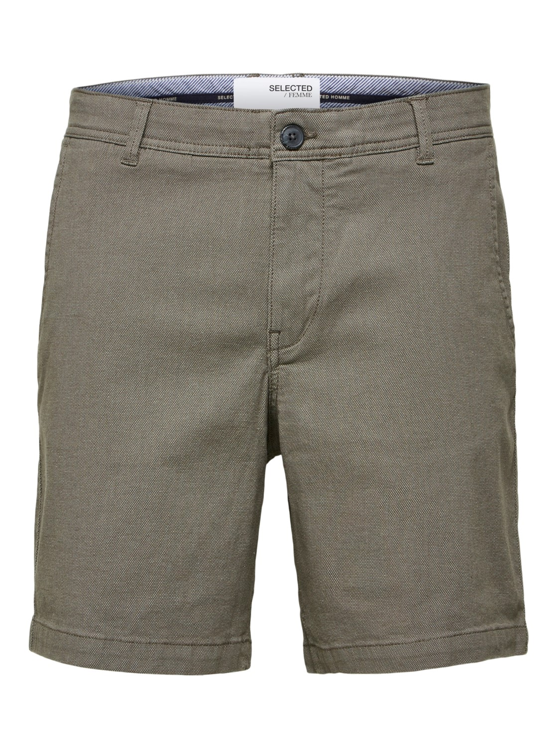 SELECTED SLHSTORM FLEX SHORTS ARMY | Gate36 Hobro