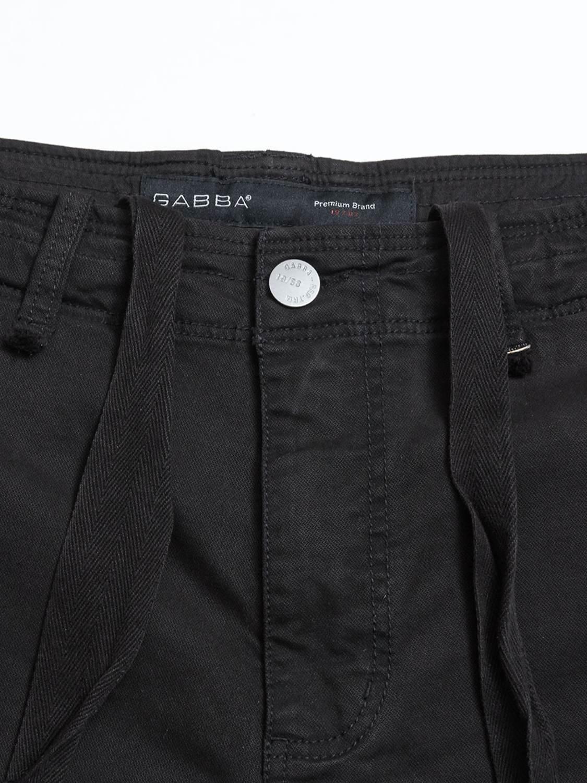 GABBA - Rufo Cargo shorts black | GATE 36 Hobro